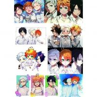Стикеры Yakusoku no Neverland