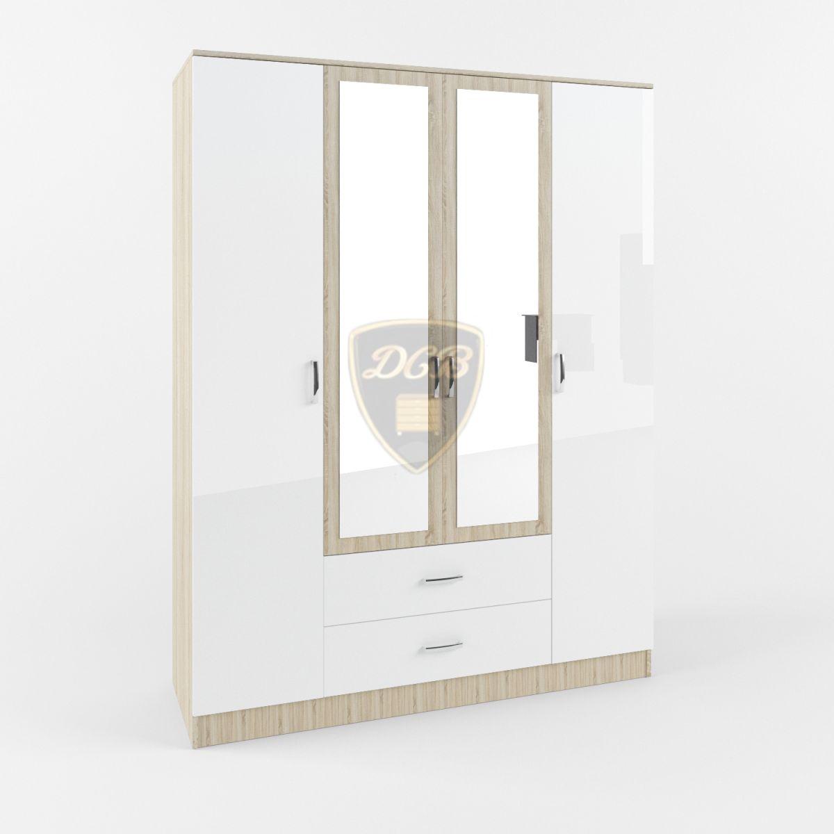Шкаф четырехстворчатый Софи СШК 1600.1