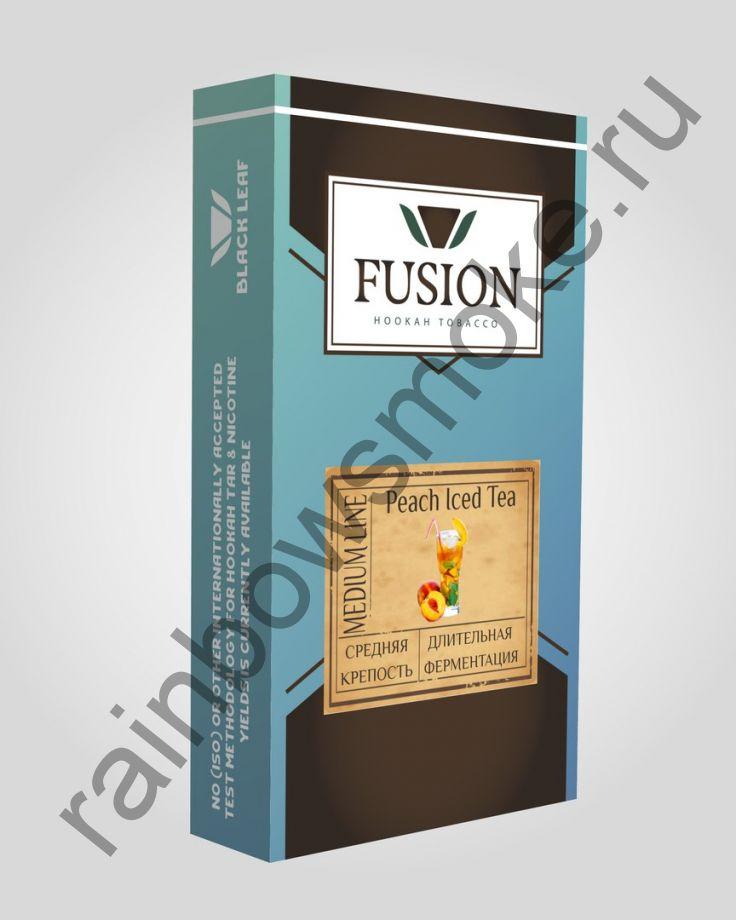 Fusion Medium 100 гр - Peach Iced Tea (Персиковый Чай со Льдом)