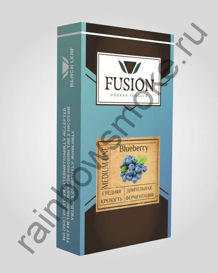 Fusion Medium 100 гр - Blueberry (Черника)