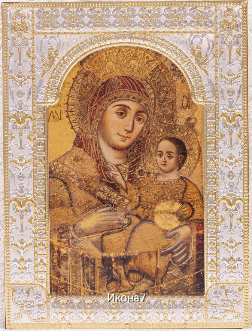 Вифлеемская икона Божией Матери (18х24см)