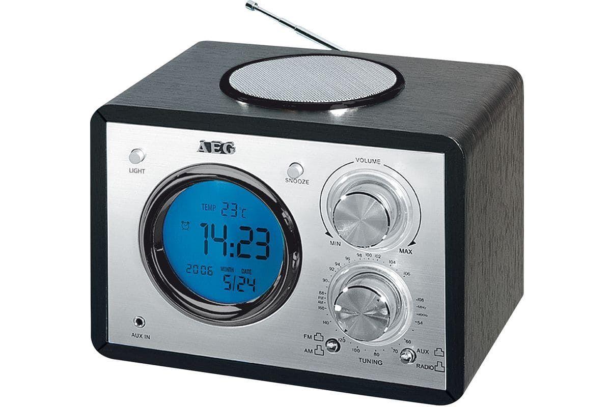 Радиоприемник AEG MR 4104 schwarz