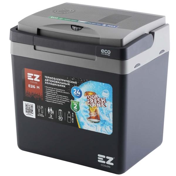 Автомобильный холодильник EZ Coolers E26M 12/ 230В Grey