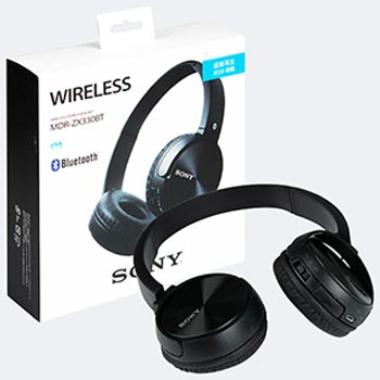 Bluetooth-наушники с микрофоном MDR-ZX330BT
