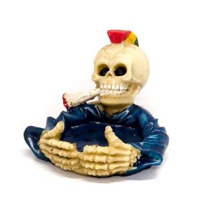 Сигаретная Пепельница Скелет на костях