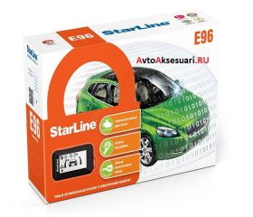 Автосигнализация StarLine E96 BT GSM/GPS