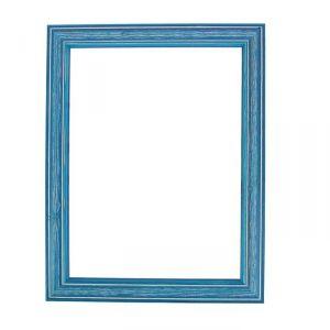 Рама для зеркал и картин, 30 х 40, ширина 4,2 см, Polina, синяя