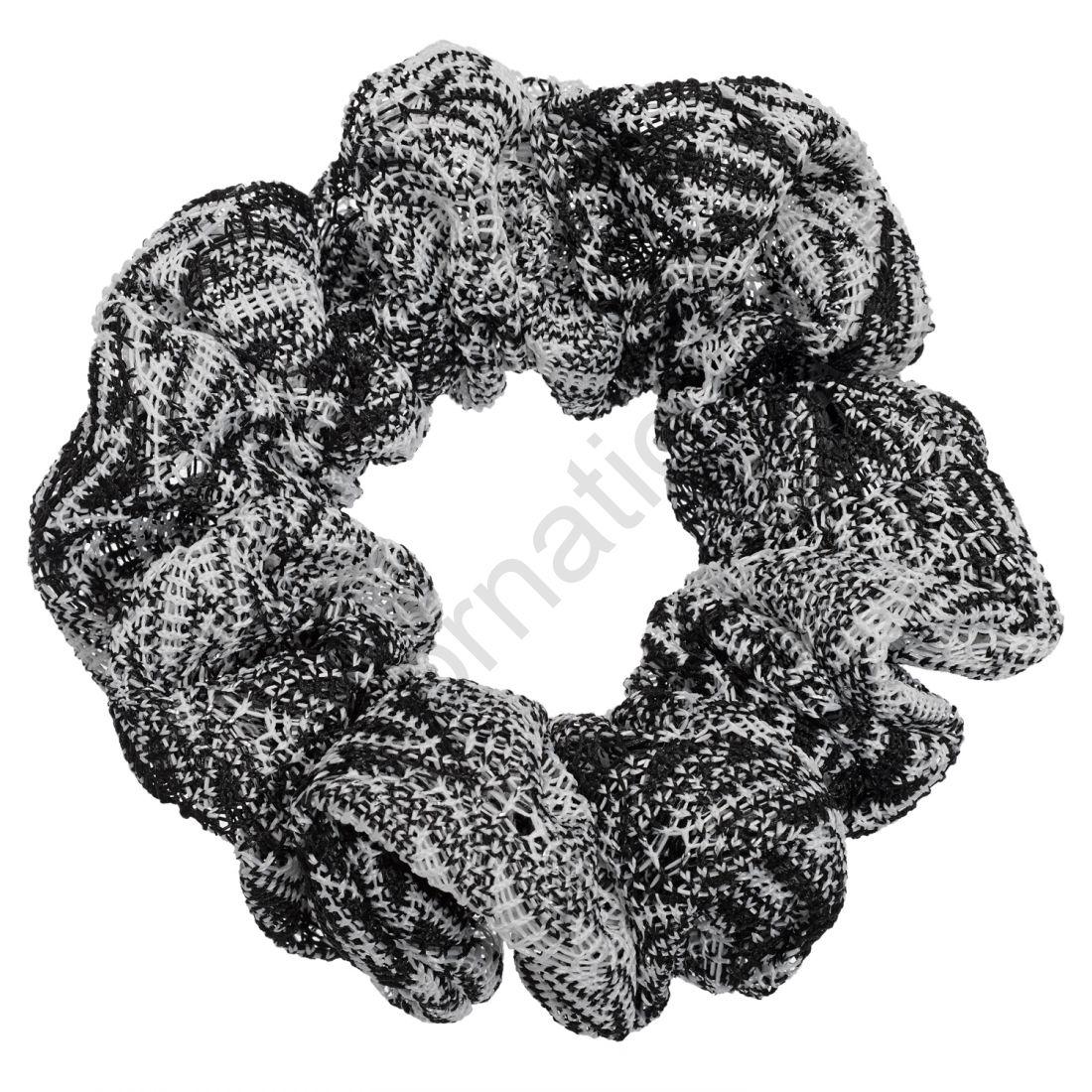 Резинка Evita Peroni 3997670. Коллекция Rosia Black & White