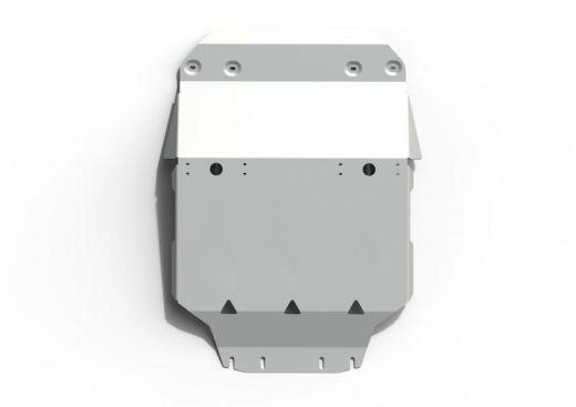 Защита алюминиевая Rival для картера Toyota Tundra 2007-2018