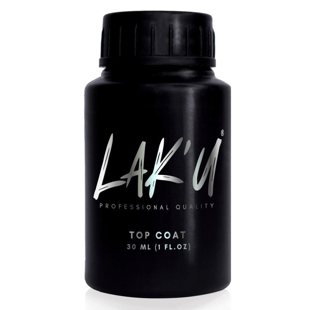LAK'U Top coat (Топ), 30 мл