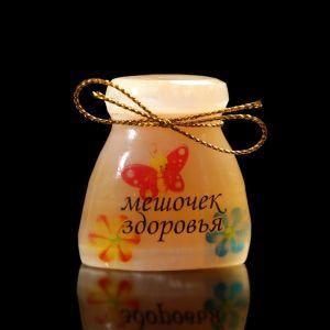 Сувенир «Мешочек здоровья», селенит 2392182