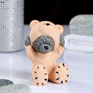 """Мыло фигурное """"Мишка в костюме медведя"""" 90 г   3419434"""