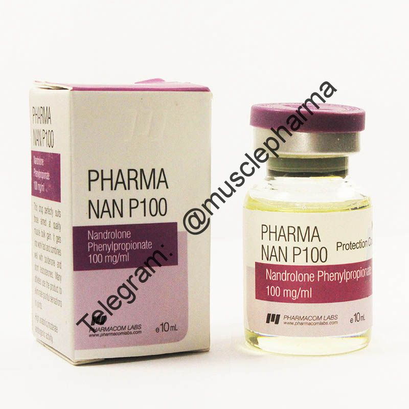 PHARMANAN-P 100 (ФЕНИЛ). 100mg/ml;  10 ml * 1 флакон