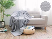 Плед велсофт Royal  plush 1.5-спальный 150*200  Арт.150/009-RP