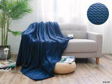Плед велсофт Royal  plush 1.5-спальный 150*200  Арт.150/006-RP
