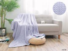 Плед велсофт Royal  plush 1.5-спальный 150*200  Арт.150/010-RP