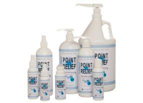 Обезболивающий гель Point Relief ColdSpot 12% ментол 90 мл, с роликом