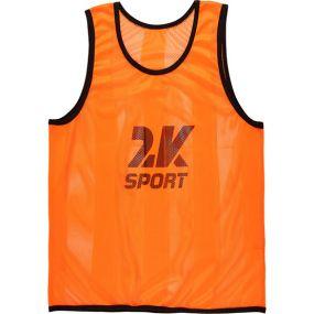 Футбольная манишка 2K Sport Team оранжевая