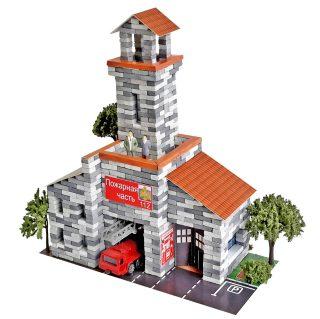 Констр-р Архитектурное моделирование Пожарная часть 700 дет.