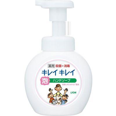 Lion KireiKirei Пенное мыло для рук с ароматом фруктов