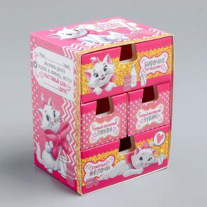 Памятные коробочки для новорожденных, Коты Аристократы