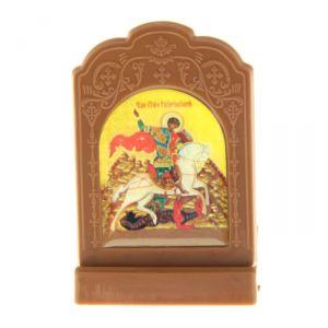 """Икона на подставке """"Великомученик Георгий Победоносец"""""""
