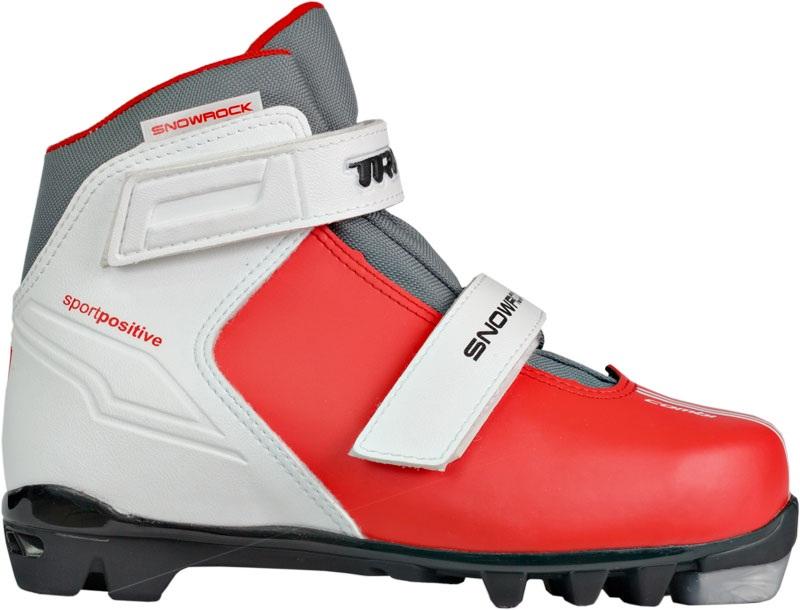 Лыжные ботинки TREK Snowrock 2 иск.кожа NNN