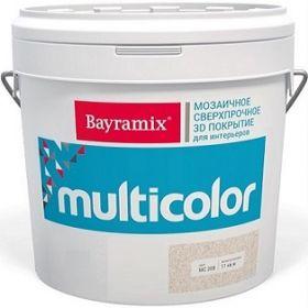 Мозаичное Покрытие Bayramix Multicolor 10кг с Объёмным 3D Рисунком / Байрамикс Мультиколор
