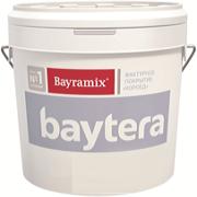 Декоративная Штукатурка Короед Bayramix Baytera 15кг Белая для Внутренних и Наружных Работ / Байрамикс Байтера