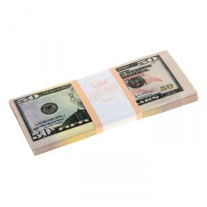 пачка купюр 50 долларов 778727
