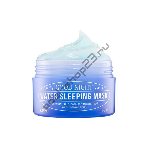 A'PIEU - Ночная увлажняющая маска Good Night Water Sleeping Mask