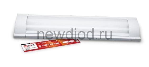 Светильник под сд лампу SPO-405 2xLED-Т8-600 G13 230В IP40 600 мм IN HOME