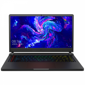 "Ноутбук Xiaomi Mi Gaming Laptop Enhanced Edition (Intel Core i7 8750H 2200 MHz/15.6""/ 1920x1080/8GB/1256GB HDD+SSD/ DVD нет/NVIDIA GeForce GTX 1050 Ti/Wi-Fi/Bluetooth/Windows 10 Home)"