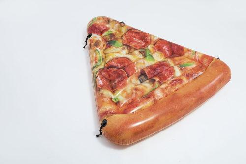 Надувной матрас для плавания кусочек пиццы 175х145см