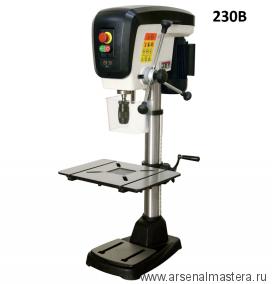 Настольный сверлильный станок профессиональный 0,55кВт 230В (дерево/металл) JET JDP-15B 716200M