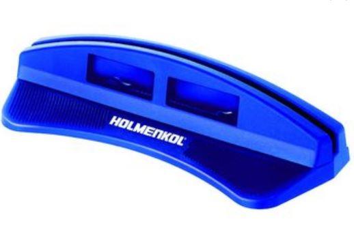 Профессиональный инструмент для заточки пластиковых скребков Holmenkol