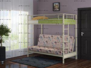 Кровать двухъярусная Мадлен ФМ