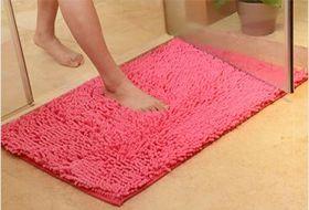 Коврик для ванной Chenille, 40*60 cм, розовый
