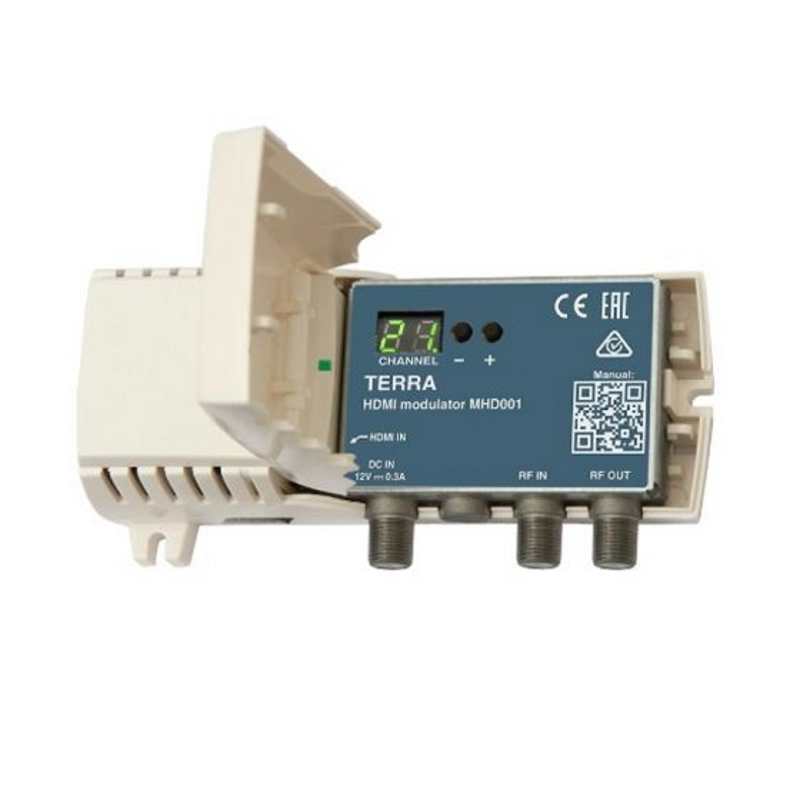 ВЧ Модулятор Terra MH D001