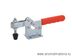 Зажим механический с горизонтальной ручкой усилие 400 кг GOOD HAND GH-200-W