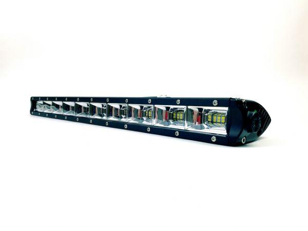 Однорядная светодиодная балка рассеянного свечения 120W FLOOD