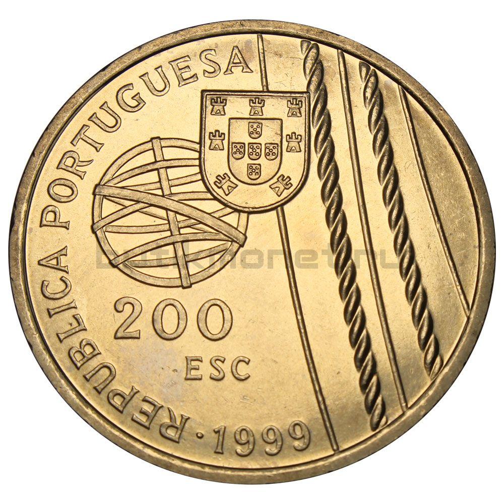 200 эскудо 1999 Португалия Смерть в море