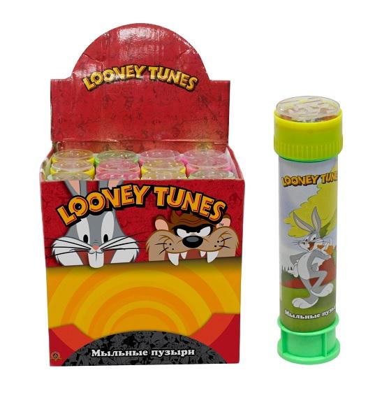 1toy Looney Tunes, мыльные пузыри, бут. 110 мл