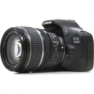 Canon EOS 550D Kit 17-85 mm IS USM