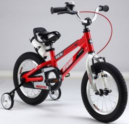 Royal baby Freestyle Space №1 Alloy Alu 14 Red