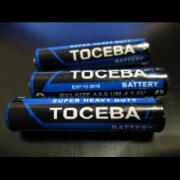 "AAA Солевые батарейки ""TOCEBA""( 15*4=60)"