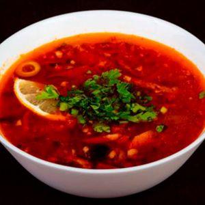 Суп-солянка 250 мл
