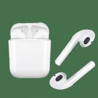 Беспроводные наушники i8X 5.0 TWS с подзарядным кейсом. Bluetooth