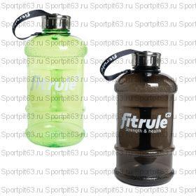 Бутыль FitRule металлическая крышка 1.3L