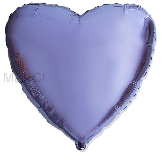 Сердце СИРЕНЕВЫЙ